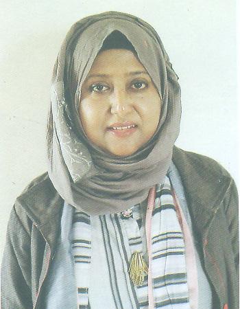 Sohaila Ahmad